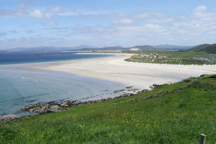Narin and Portnoo Beach, Co Donegal